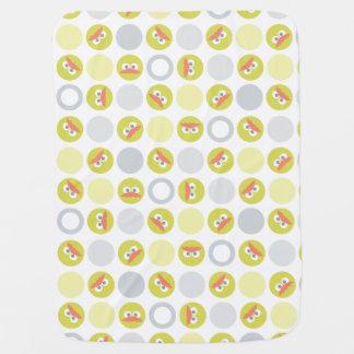 Baby Oscar Circle Pattern Baby Blanket