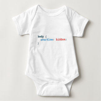 Baby Overflow Baby Bodysuit