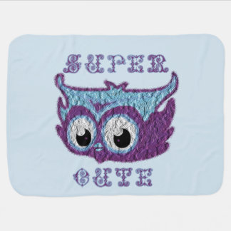 Baby Owl Blanket Baby Blankets