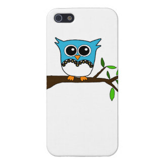 Baby owl iPhone 5/5S case