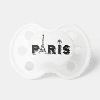 Baby Pacifer...PARIS Dummy