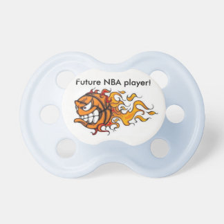 Baby Pacifier/ Future NBA player Dummy