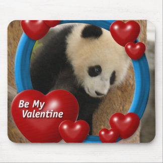 baby-panda-00149 mouse pad