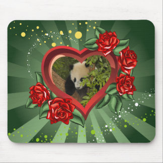 baby-panda-00174 mouse pad