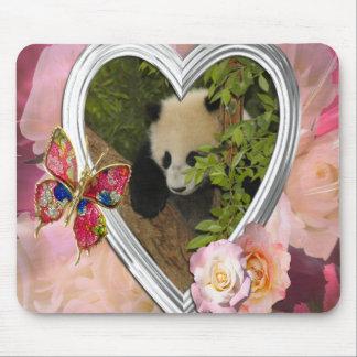 baby-panda-00199 mouse pad