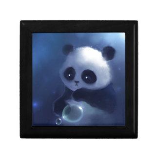 Baby Panda Bear Gift Box