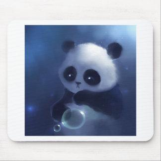 Baby Panda Bear Mouse Pad