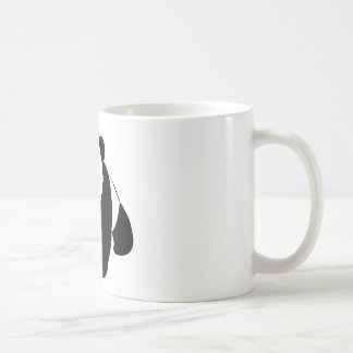 Baby Panda Coffee Mug