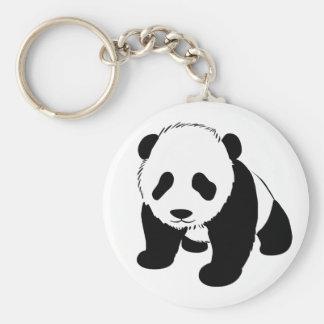 Baby Panda Key Ring