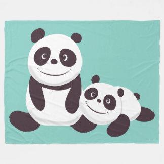 Baby Pandas Fleece Blanket