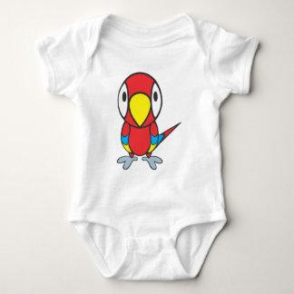 Baby Parrot Baby Bodysuit