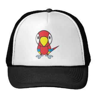 Baby Parrot Cartoon Hats