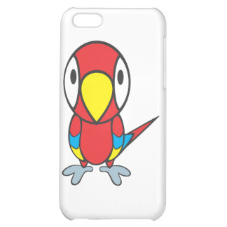 Baby Parrot Cartoon iPhone 5C Covers