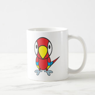 Baby Parrot Cartoon Mug