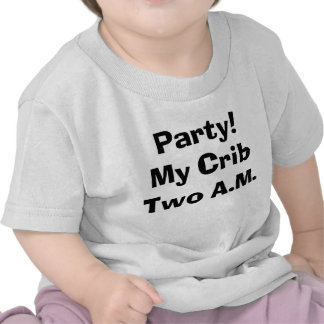 Baby Party Shirts