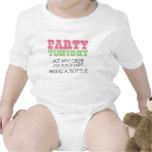 Baby Party Tonight at My Crib T-shirt