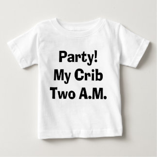 Baby Party Tshirts