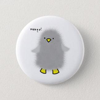 baby-penguin 6 cm round badge