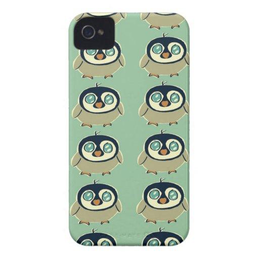 Baby penguin Case-Mate iPhone 4 case