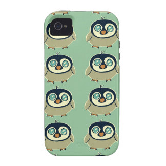 Baby penguin iPhone 4/4S cases