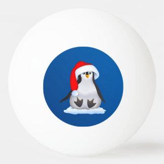 Baby Penguin Ping-Pong Ball