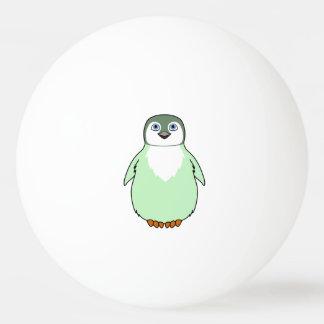 Baby Penguin in Light Green