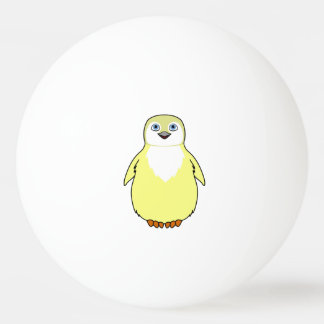 Baby Penguin in Light Yellow
