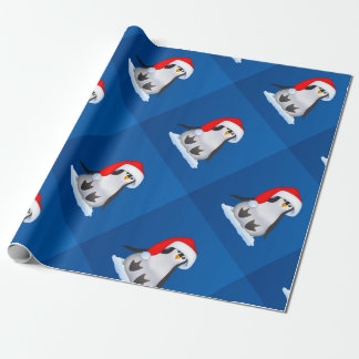 Baby Penguin Wrapping Paper