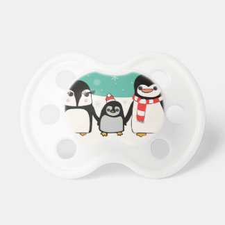 Baby Penguins Dummy