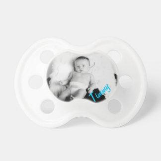 BABY PHOTO ID BINKY PACIFIERS