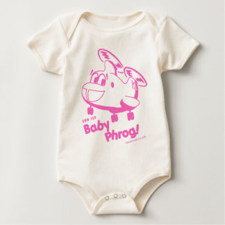 Baby Phrog -  nk Baby Bodysuit