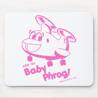 Baby Phrog -  nk Mouse Pad