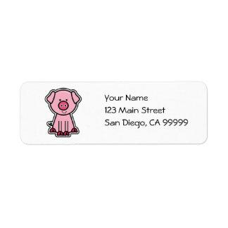 Baby Pig Sticker
