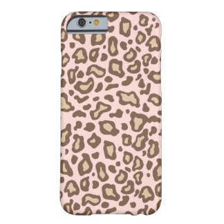 Baby Pink Leopard iPhone 6 case