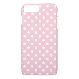 Baby Pink Polka Dot iPhone 7 Plus Case
