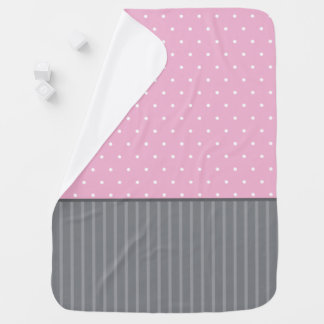 Baby Pink Swaddle Blankets