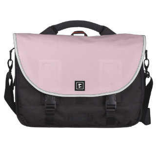 Baby PINK TEMPLATE easy add TEXT n PHOTO customize Commuter Bag