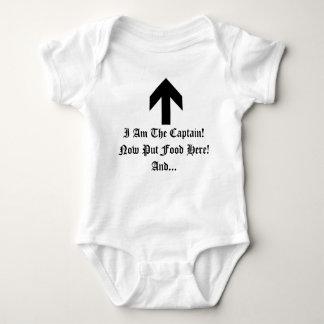 Baby Pirate Baby Bodysuit