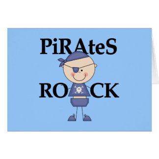 Baby Pirates Rock Tshirts and Gifts Cards