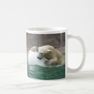 Baby Polar Bear Coffee Mug