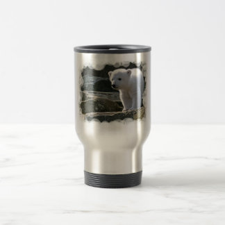 Baby Polar Bear Travel Mug