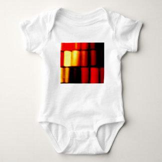 Baby Pop Art Summer Hipster Baby Bodysuit