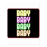 ** Baby ** Postcard