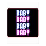 ** Baby ** Postcards