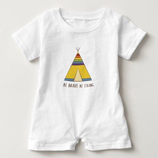 Baby Pride | Teepee | Rainbow colours Baby