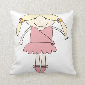 Baby Prima Ballerina Cushion