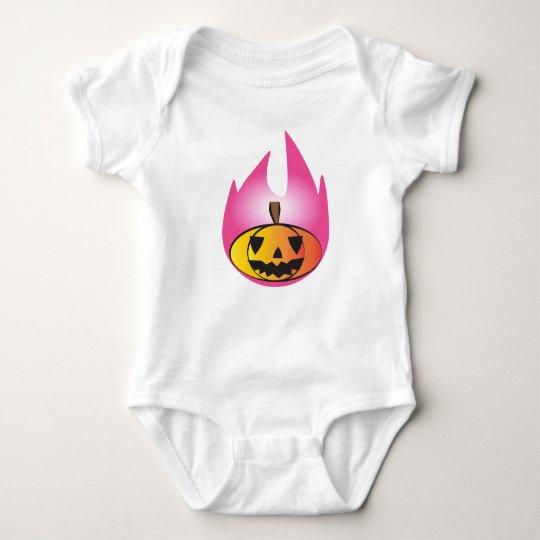 Baby Pumpkin Baby Bodysuit