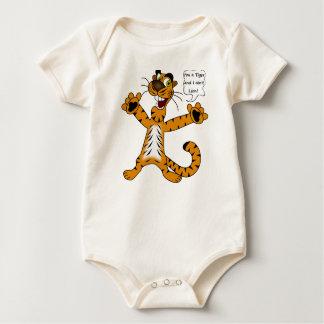 Baby Pun Tiger Shirt