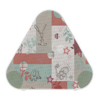 Baby Quilt Pattern 2