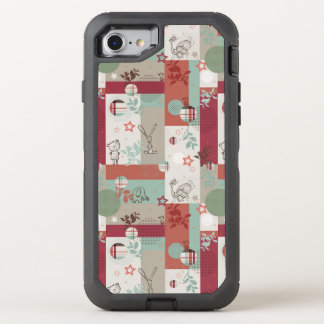 Baby Quilt Pattern 2 OtterBox Defender iPhone 7 Case